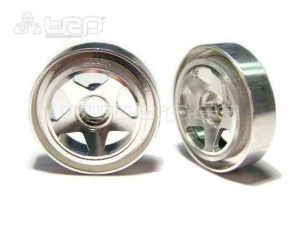 Kyosho MiniZ Overland Llantas en Aluminio Estrecha