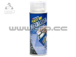 Plastidip Goma protectora en Spray EFECTO PLATA METAL