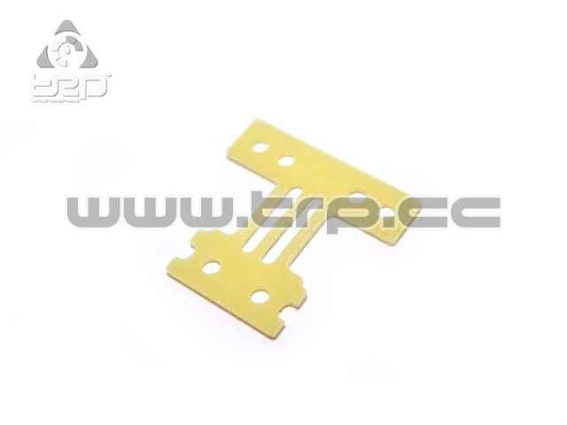 Placa de fibra para Kyosho Mini-Z MR02 X-Soft
