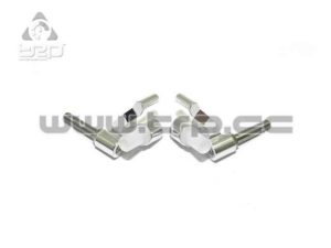 Kyosho MiniZ F1 Manguetas 0gr Aluminio Plata