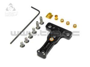 Placa suspensión configurable MiniZ MR03 MM/LM 102 Oro