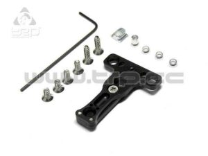 QT Placa suspensión configurable MiniZ MR03 MM/LM 102 Plata