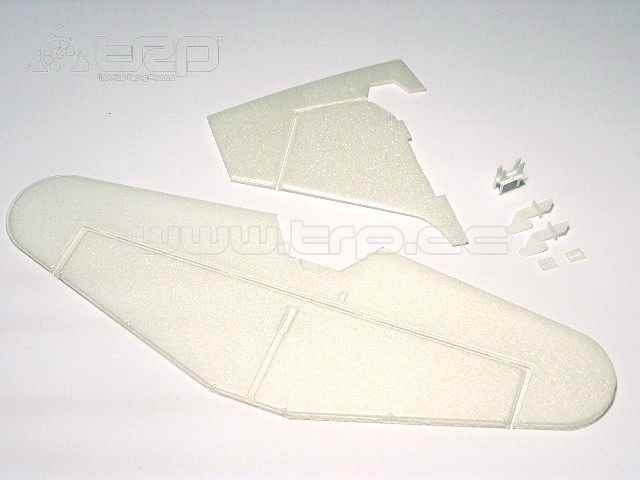 Rudders for Citabria Minium Kyosho airplane