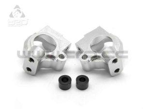 Tamiya DB01 - Portamanguetas en aluminio (DB019B)