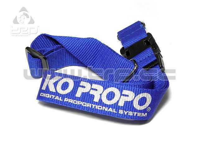 Neck strap by Ko Propo Blue Colour
