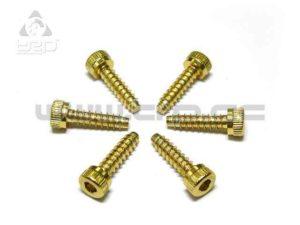 KO Propo Tornilleria ligera de aluminio para extensión