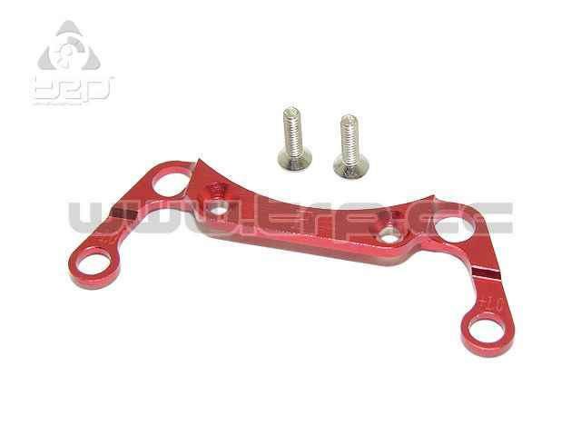 Kyosho MiniZ AWD Aluminum Front Knuckle Arm Holder LGC (-1.0mm)