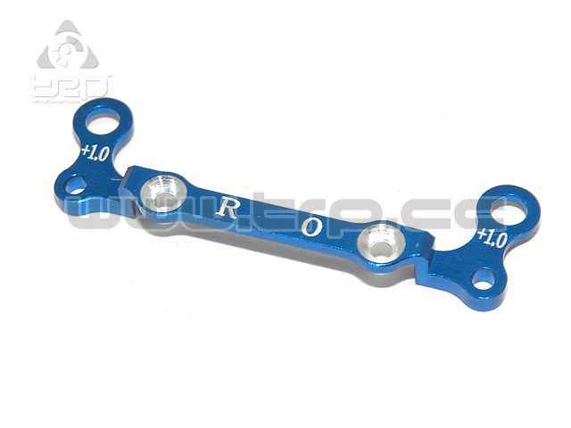 Kyosho MiniZ AWD hintere Spurstange (neutral) LGC (-1.0mm) blau