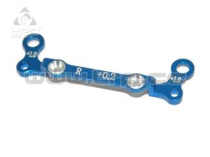Kyosho MiniZ AWD Barra Toe-In Trasera 0-2mm LGC(-1.0mm)