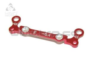Kyosho MiniZ AWD Barra Toe-Out Trasera 0-4mm LGC(-0.6mm)