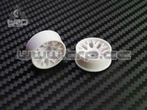 PN Racing Llanta MiniZ 2wd (F+1) BBS Blanco