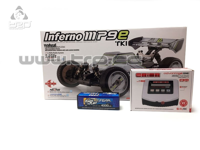 COMBO INFERNO MP9e READYSET + PEK00554+ORI30221