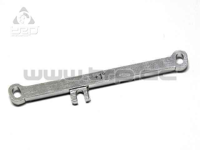 Aluminium Steering Bar for MiniZ Overland TOE-IN 1 degree