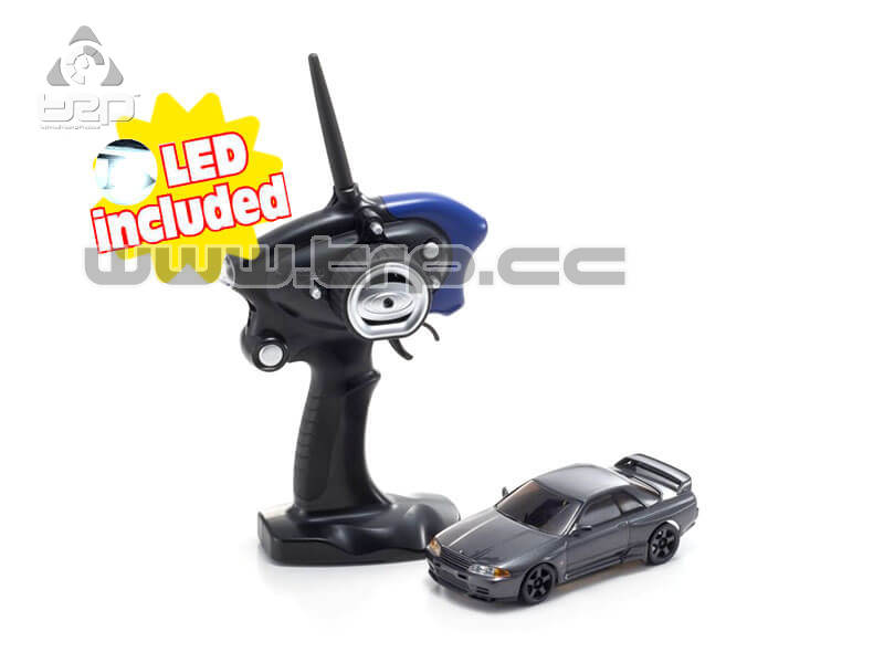 Kyosho MIniZ Sports AWD Skyline GTR R33 RTR + LED