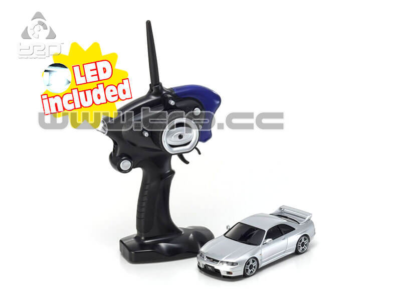 Kyosho MIniZ Sports AWD Skyline RTR + Kit Luces