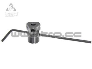 Piñon Aluminio para MiniZ Pitch 126 24T