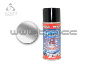 Spray Pintura LRP Lexan Color REAL CHROME (especial)