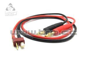 LRP Cable cargador Banana a DIN