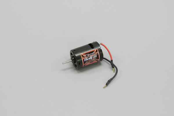 Kyosho Mini Inferno Motor Xspeed SP (color plata)