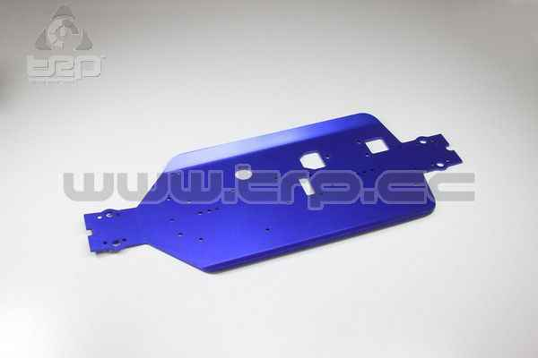 Kyosho DBX/DST Hauptchassis Aluminium