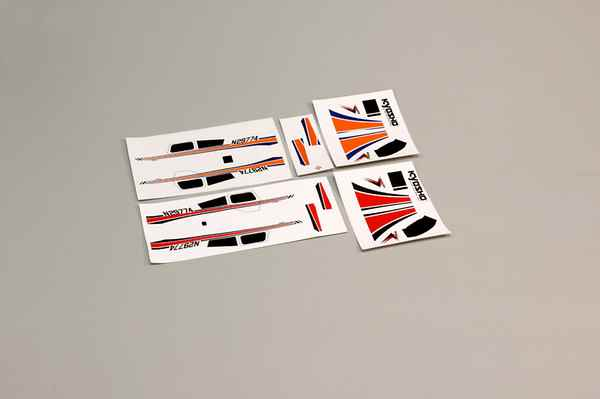 Kyosho Minium Citabria Adhesives 2 colours
