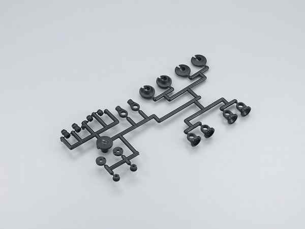 Kyosho Lazer ZX5 Shock Plastic Parts Set