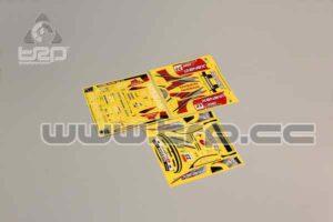 Adhesivos Carrocería Pure Ten Nissan Xanavi