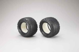 Kyosho 1:10 Off-Road Neumático MFR (2u) con foam