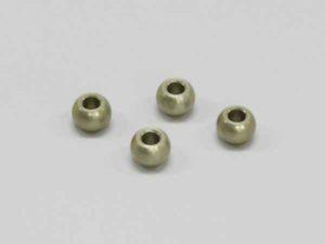 Kyosho Bolas de rotula 6.8mm (H=4.8) Recubrimento especial