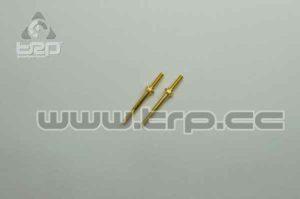 Kyosho Inferno MP9 Tirantes de dirección endurecidos (3x36mm)