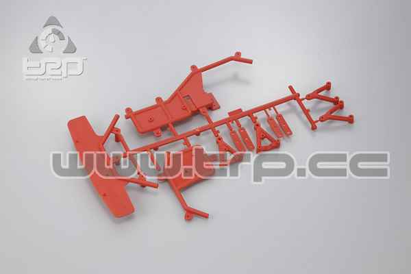 Kyosho Birel Kart KT003 Frame Parts Set