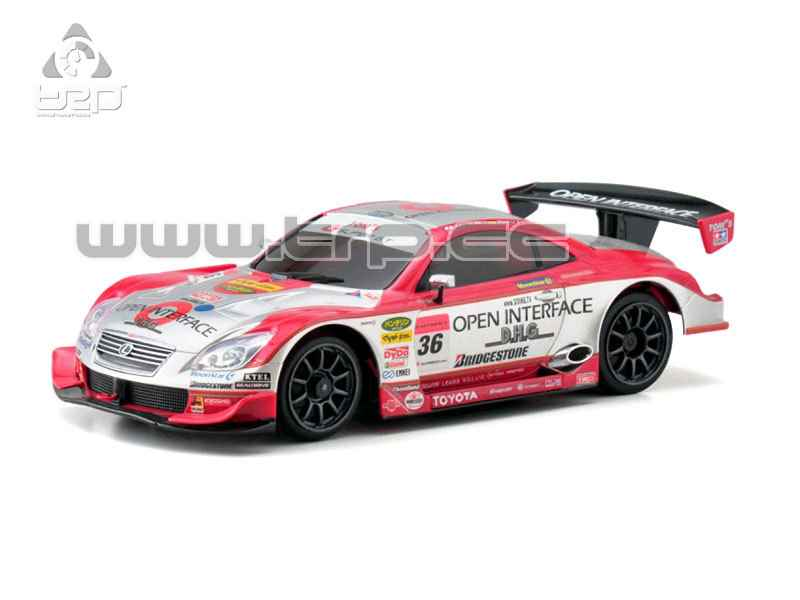 Carrocería Autoscale Kyosho Lexus Open Interface Toms SC430  (MR