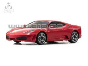 Carrocería Autoscale Kyosho Ferrari F430 Roja (MR03)