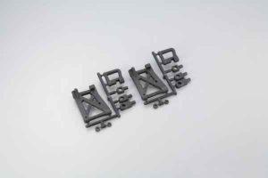 Kyosho Evolva M3 Evo Trapecios de suspensión trasera