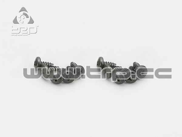 Kyosho Star Button Screw (M2.6x6)