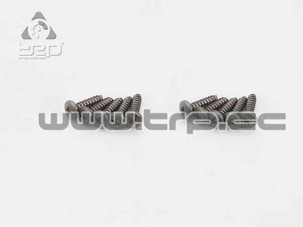 Kyosho Star Button Screws  (M2.6x8)