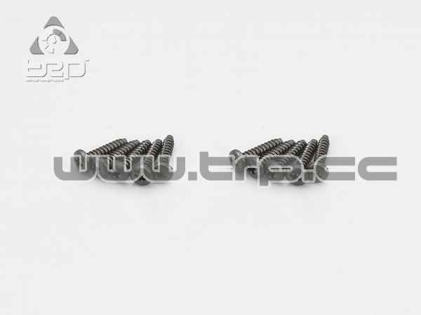 Kyosho Star Button Screws  (M2.6x12)