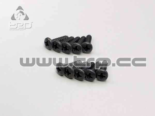 Kyosho Star Button Screws (M3x12)