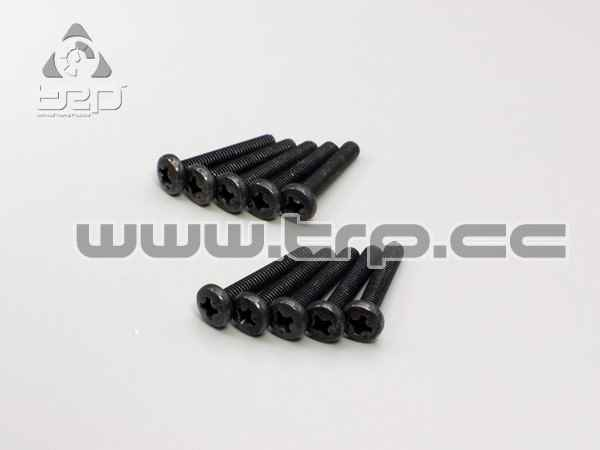 Kyosho Star Button Screws (M3x18)