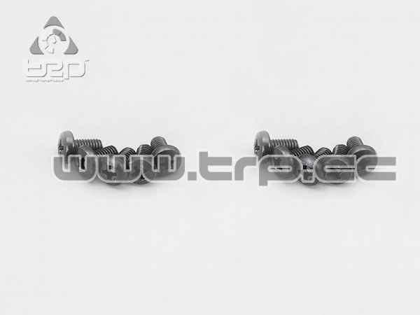 Kyosho Star Button Screws (M4x10)