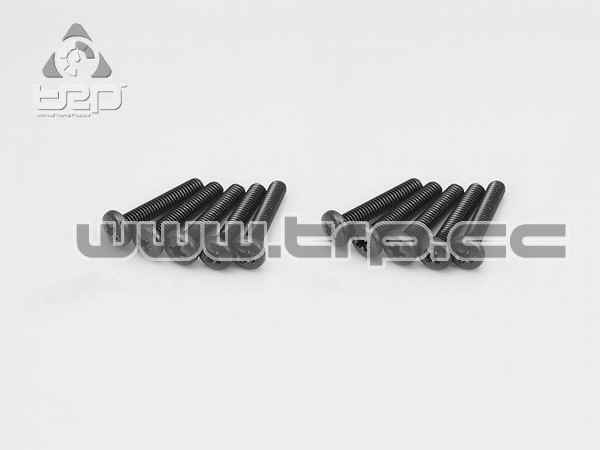 Kyosho Star Button Screws (M4x15)