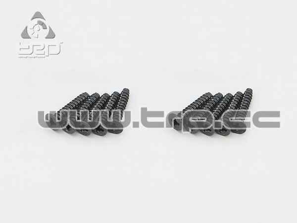 Kyosho Tapered Star Plate Screws (M3x12)