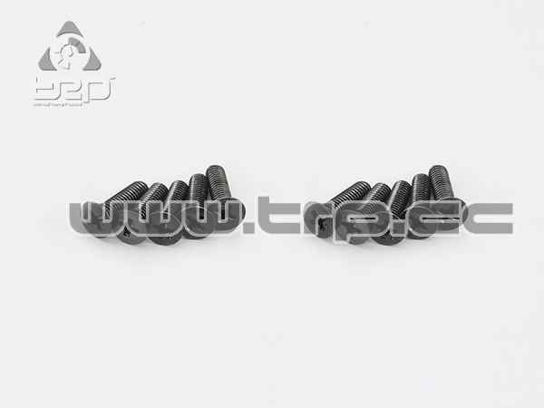 Kyosho Tapered Star Screws (M4x15)