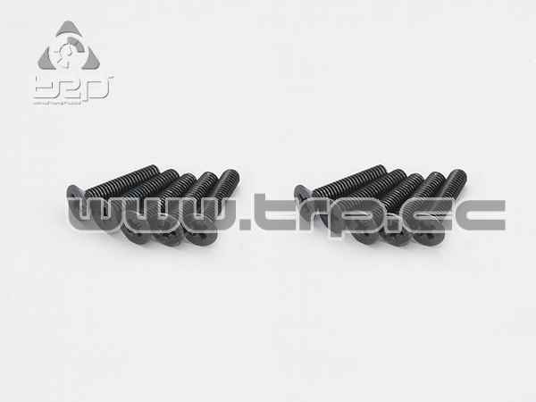 Kyosho Tapered Star Screws (M4x20)