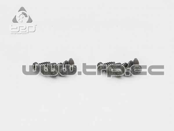 Kyosho star Button Screws (M3x8)