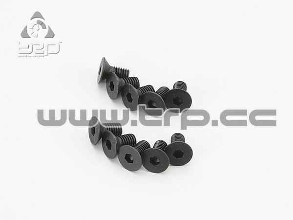 Kyosho Tapered Allen Screws (M3x5)