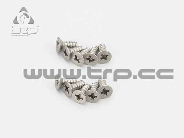 Kyosho Tapered Screws Star Tintanio (M3x10)