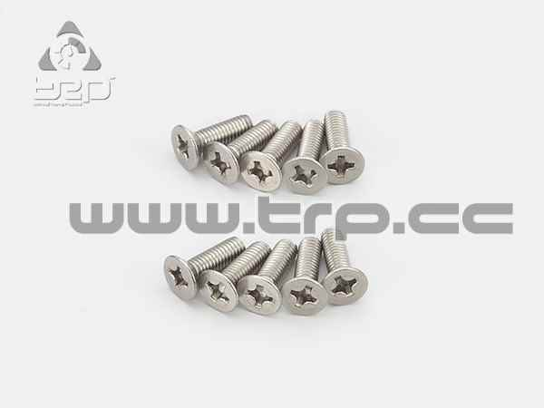 Kyosho Tapered Screws Totanio Star (M3x12)