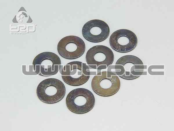 Kyosho Washers (M4x10x0.5mm)