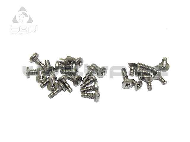 Kyosho MiniZ MR03 Titanium Screw Set